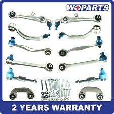 Suspension Control Arm Kits fit for AUDI A4 A6 VW PASSAT Front Rear L/R, 12pcs