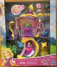 New Disney Princess Rapunzel's Stylin' Tower Snap-Ins By Hasbro Age 4+