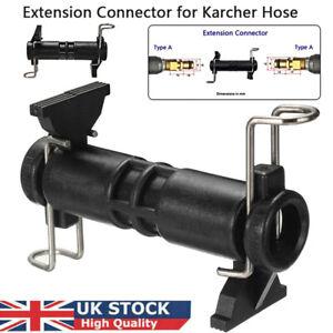 UK High Pressure Washer Hose Extension Adapter Connectors For Karcher K-Series