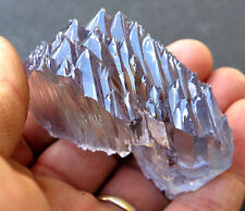 Glassy Gem Lavender Kunzite Crystal. Top of My Collection. In Complete Floater
