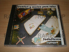 MTV Unplugged Comfort y Musica Para Volar by Soda Stereo (CD, 1996) ARGENTINA