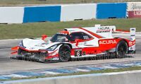 Acura DPi of Team Penske at Sebring 2019 IMSA Race Car Photo CA1588