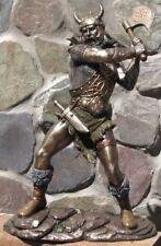 Viking Marauder ~ Veronese Collection, Bronzed Statue, Norse Mythology