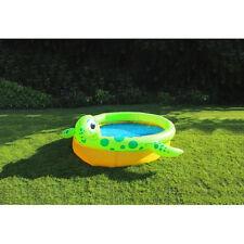 Accesorio De Tortuga piscina infantil con rociador