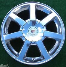 NEW POLISHED Cadillac STS CTS 17 in OEM Factory GM Spec N93 Q13 WHEEL 4578 4610
