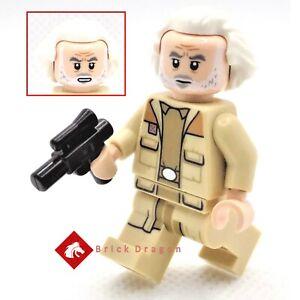 Lego Star Wars General Dodonna Minifigure from set 75301
