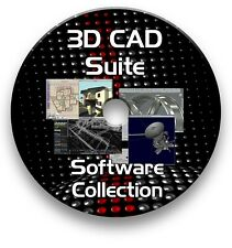 2D 3D CAD - AutoCAD DWG FILE COMPUTER AIDED SOFTWARE ENGINEERING MODEL ON DVD