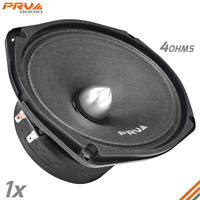 "1x Loud 6x9"" Car Speakers PRV 500 Watt 4 Ohm Midrange PRO Audio 69MR500-4 BULLET"