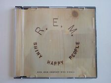 R.E.M. 1. Shiny happy people Forty 2. second song 3. Losing My religione-REM