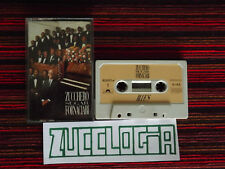 Musicassetta Zucchero Blue's Tape Cassetta Made in Italy