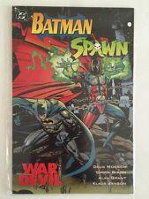 Batman Spawn War Devil #1 DC Comics 1994