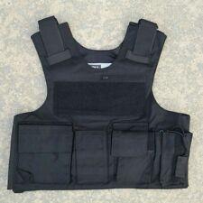 Tactical External Body Armor / Bullet Proof Vest Carrier 18x13 / 18x15 MEDIUM