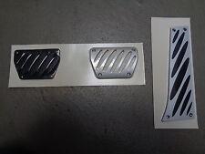 Original BMW Performance Alu-Pedalauflagen Automatikgetriebe