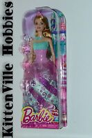 Mattel Barbie Fairytale Princess Fashion Doll 2015  New in Box