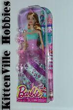 Mattel Barbie Fairytale Princess Fashion Doll 2015  New in Box