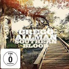 GREGG ALLMAN - SOUTHERN BLOOD (DELUXE EDITION)   CD+DVD NEUF