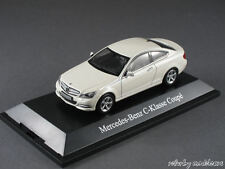 1/43 NOREV MERCEDES BENZ CLASSE C COUPE (c204) 2011 DIAMANTE BIANCO MET. - 141058