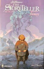 Jim Henson's The Story Teller Fairies #1 Archaia Comic New NM