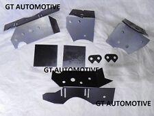 BMW E46 Kit de placa de refuerzo de reparación de Chasis Soporte auxiliar para M3, 330i..