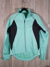 Ladies ENDURA Cycling Jacket Light Green Size M 💥