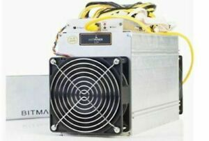Bitmain Antminer L3+ with APW 3++ Power Supply, Scrypt (LTC, DOGE) 504 MH/s 220V
