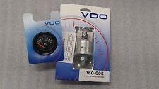 VDO 80psi Oil Pressure Gauge & Sender Kit