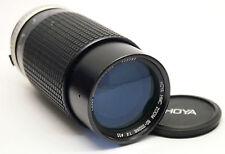 Hoya HMC 80-200mm f/4 Olympus OM Mount Lens Stock No. u1967