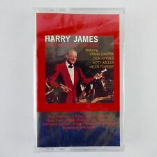 Harry James, His Great Vocalists, Cassette 1985 Sony Records, New Sealed