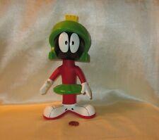 1995 Warner Bros Looney Tunes 8� Marvin The Martian Poseable Vinyl Figures