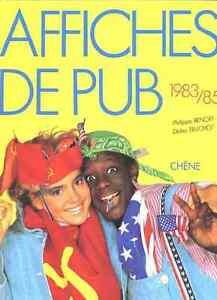 Affiches de pub : 1983 - 1985 - Chêne