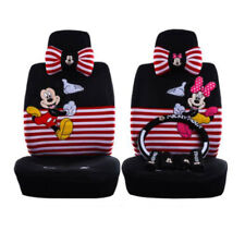 2018 Striped red cartoon Mickey Mouse car Cushion car seat cover standard 804-1