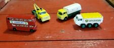Matchbox Lesney England BP Longlife Bus Tanker Wrecker Exploration Vehicles 4