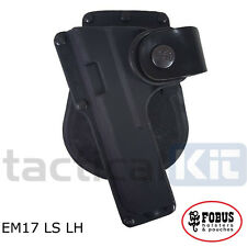 Fobus H&K & SIG P226 Light Laser Bearing Rotating EM17LS LH RT Holster Left Hand