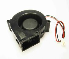 75mm 30mm New Blower 12V 10.7CFM Computer PC Fan Sleeve Brg 2pin 347*