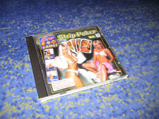 Strip poker Vol. 2 PC CD ROM viejo PC Games