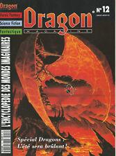 DRAGON MAGAZINE #12 VF - Jul-Aoû 1993
