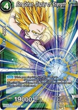 Son Gohan, Display of Strength [EX06-16]
