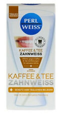 Perlweiss Kaffee & Tee-Zahnweiss entfernt  Kaffee+Teezahnbeläge 1x50 ml #609