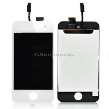White iPod 4th Gen LCD & Touchscreen Assembly Frame Digitizer Compatible