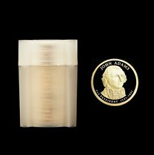 2007 S  John Adams ~ Gem Proof Roll ~ 20 Unsearched Proof Coins