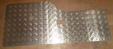 LAND ROVER DISCOVERY 2 CHEQUER PLATE REAR DOOR CARD