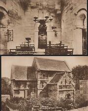 Postcards BRADFORD ON AVON Saxon Church RN.51