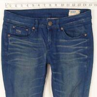 Ladies Womens G-Star 3301 CONTOUR SKINNY WMN Stretch Jeans W30 L32 UK Size 10
