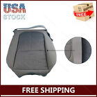 Fit For 2011-2014 Ford F150 Driver Side Bottom Replacement Cloth Seat Cover Gray