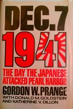 Dec. 7, 1941: The Day the Japanese Attacked Pearl