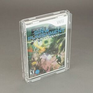 Köffin display case for Nintendo Wii game box | Rose Colored Gaming