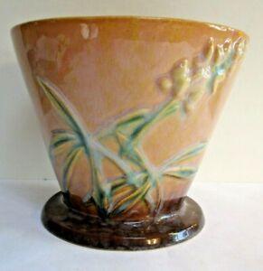 Roseville Wincraft 256-5 Flower Pot Excellent Condition