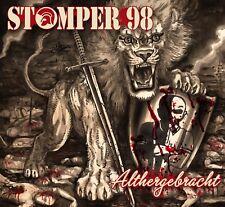 STOMPER 98 - ALTHERGEBRACHT (LP) NEU Gatefold ltd. 500 gold Skinhead Oi Oi! Skin