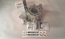 Honda CR125 Cylinder NEW Wiseco Piston Top End Engine Kit CR 125 Jug New Bore