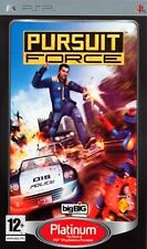 PURSUIT FORCE   PSP   USATO PLATINUM